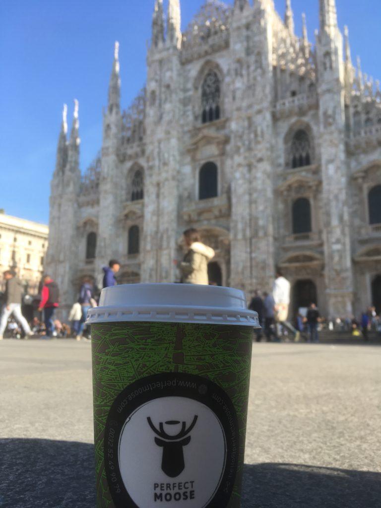 Perfect Moose at Host Milano